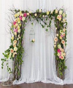 Event จัดซุ้มดอกไม้ A07