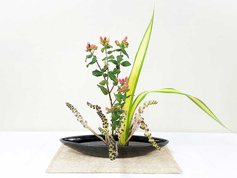 Japanese-style-flower