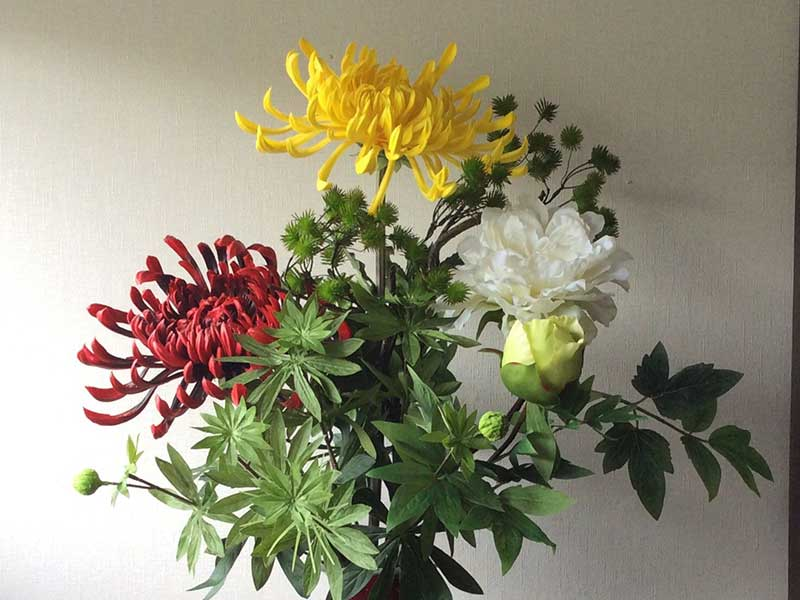 High-flower